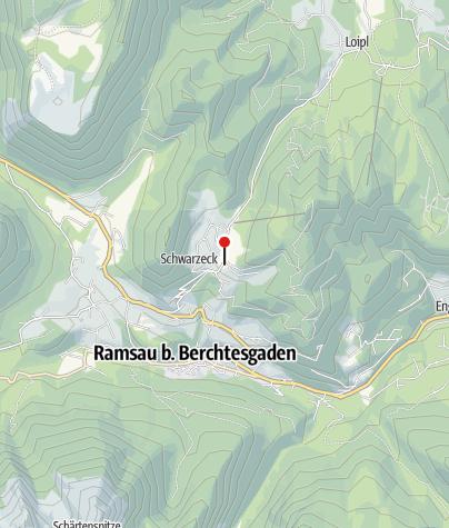 Karte / Schwarzeck