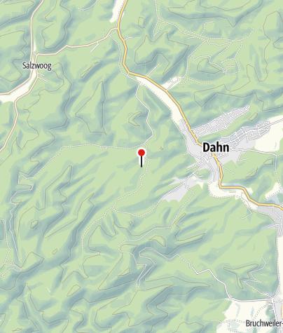 Karte / PWV-Hütte im Schneiderfeld