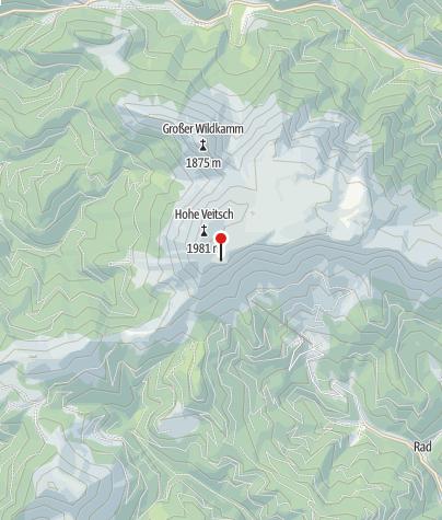 Karte / Graf Meran Haus