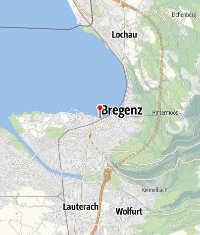 Map / Wirtshaus am See