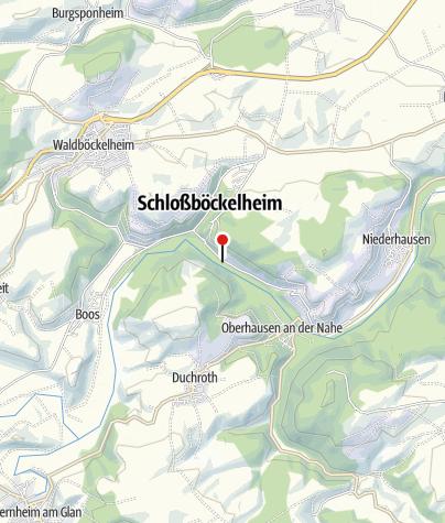Kaart / Landhotel Niederthäler Hof