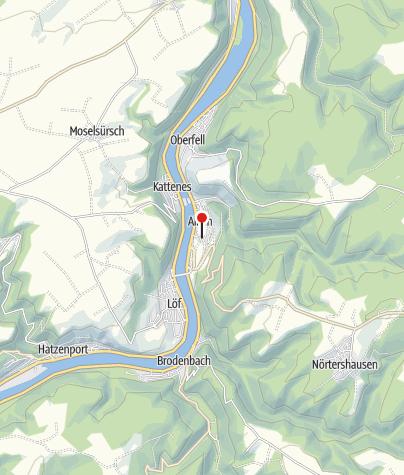 Karte / Ferienwohnungen Arnim und Angela Glagau