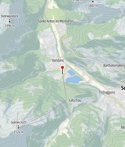 Karte / Golmerbahn Sektion I