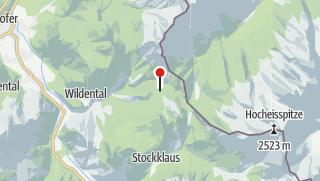Karte / Eibelsattel