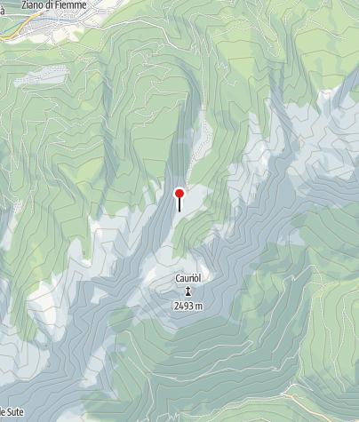 Mappa / Baito di Marino