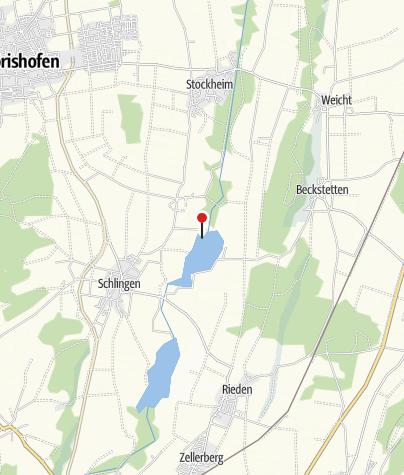 Karte / Angeln in Bad Wörishofen