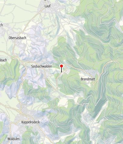 Karte / Sasbachwalden Hörchenberg
