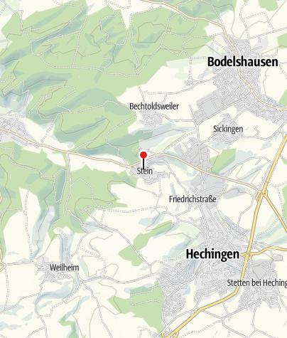 Karte / Stein Rathaus