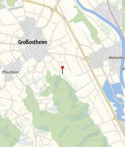 Karte / Häckerstube Kapraun GbR
