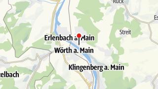 Karte / Weingut Wengerter