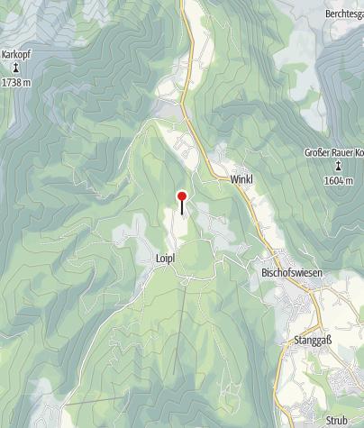 Karte / Medical Park Loipl