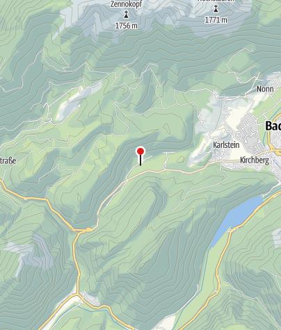Karte / Thumseebad