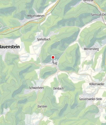 Karte / Gemeinde Lug