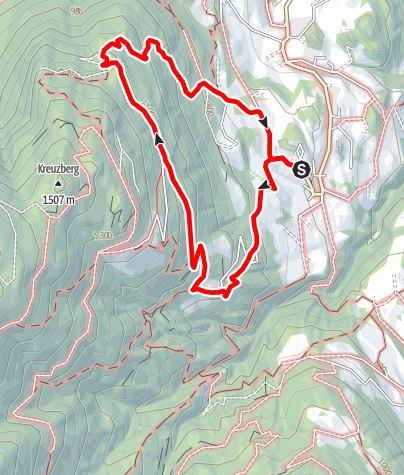 Mapa / Völlan Panoramaweg