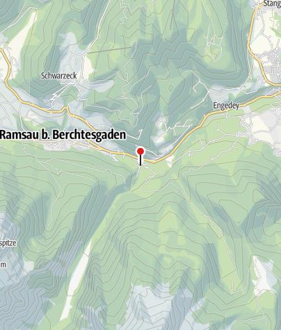 Karte / Wirtshaus Hocheck