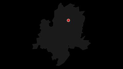 Karte / Katzbrui-Mühle mit Mühlenmuseum