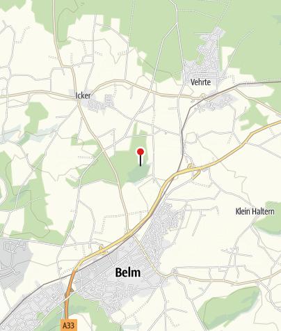 Karte / Butterstein