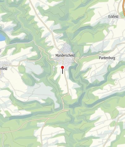 Karte / Ferienwohnungen DLG Lindenhof