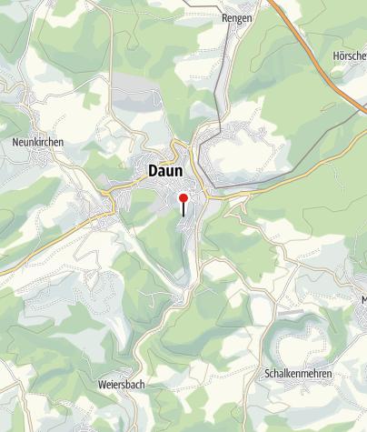 Karte / Haus am Philosophenweg