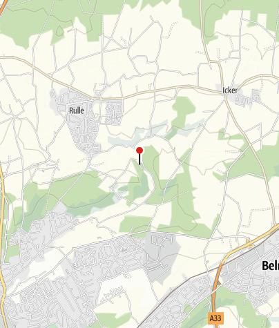Karte / Wassermühle Nettetal