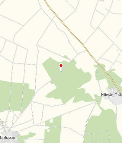 Karte / Waldgebiete Duvensand, Horstberg, Paarberg