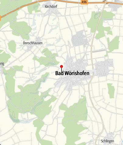 Karte / Duft- und Aromagarten