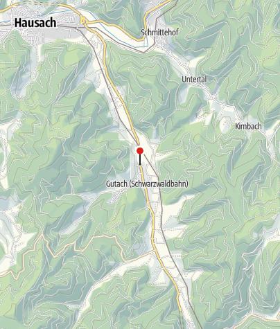 Map / Gutach Bergle