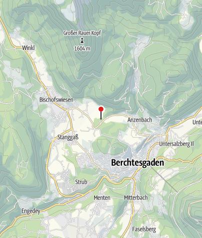 Karte / Eisstockschießen und Eislaufen am Aschauerweiher
