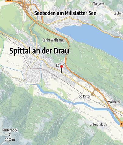 Karte / Gasthof Edlingerwirt