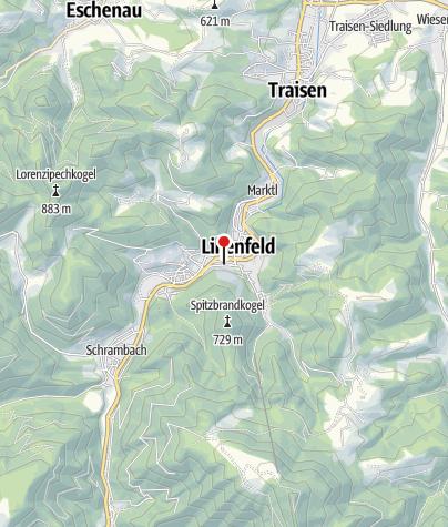 Map / Gasthof Ebner