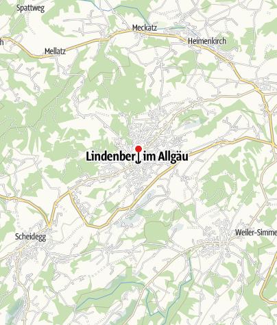 Karte / St. Ulrich Apotheke