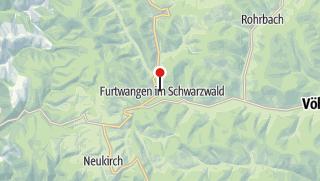 Karte / Bäckerei Krachenfels
