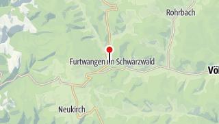 Karte / Café Mayerhöfer