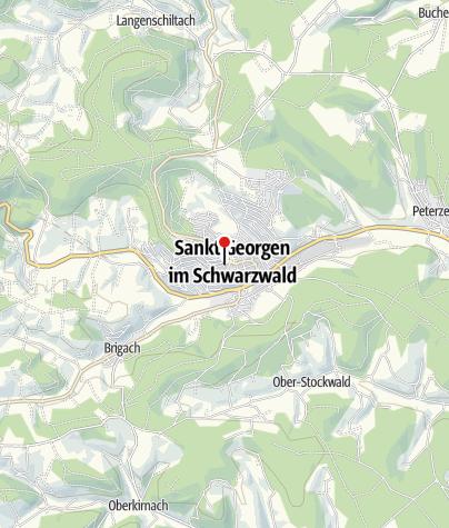 Karte / Roßbergschänke