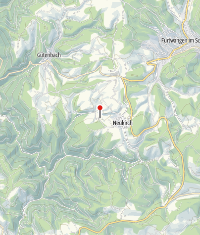 Karte / Landgasthof Thälerhäusle Ochsen