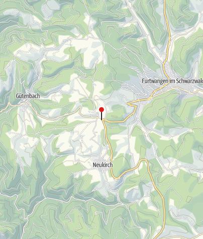 Karte / Gasthof zum Hirschen