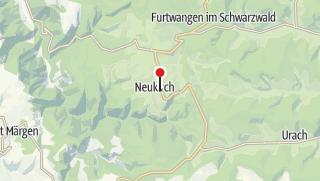 Karte / Gasthaus zur Tanne