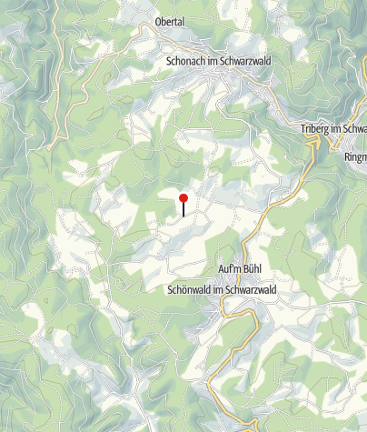 Karte / Wanderwirtschaft Küferhäusle
