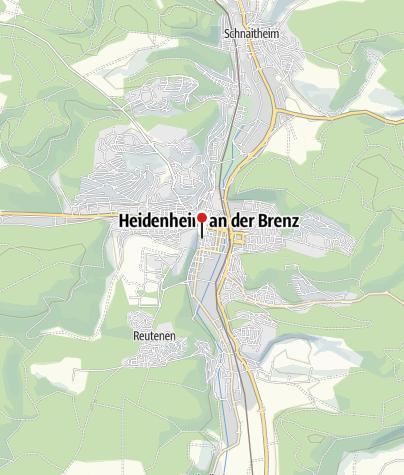Karte / Tourist-Information