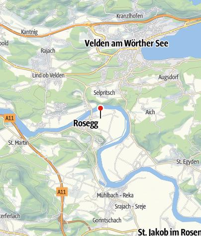 Map / Schloss Rosegg