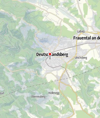Karte / Tourismusverband Schilcherland Steiermark