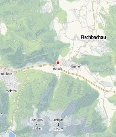 Karte / Alpengasthof Wölflhof