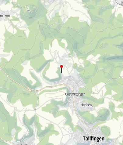 Karte / Schützenhaus Onstmettingen