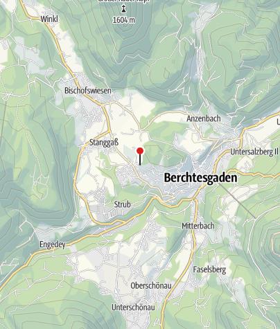 Karte / Gasthof Schönfeldspitze