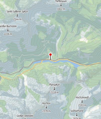 Map / Nationalpark Pavillon