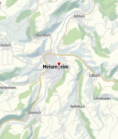 Map / Rosenhäuschen Rustika Maximus