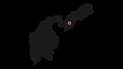 Karte / 862 - Heiligtum von Madonna di Piné- Naturschutzgebiet von Laghestel