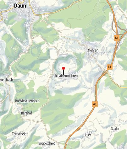 Karte / Cafe Maarblick