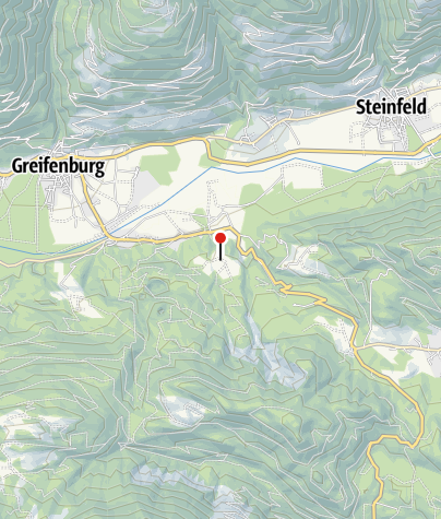 Map / Jausenstation Gamberger