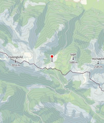 Mappa / Straniger Alm